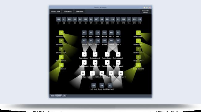 D-Pro screen shot